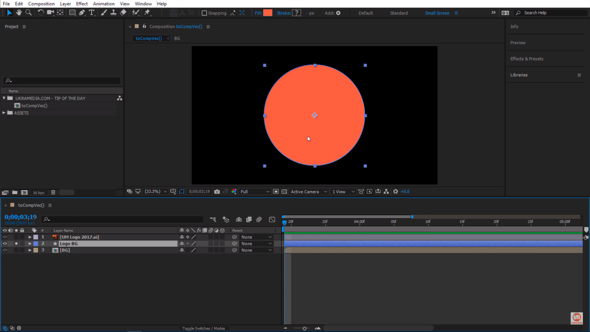 After Effects Canvas