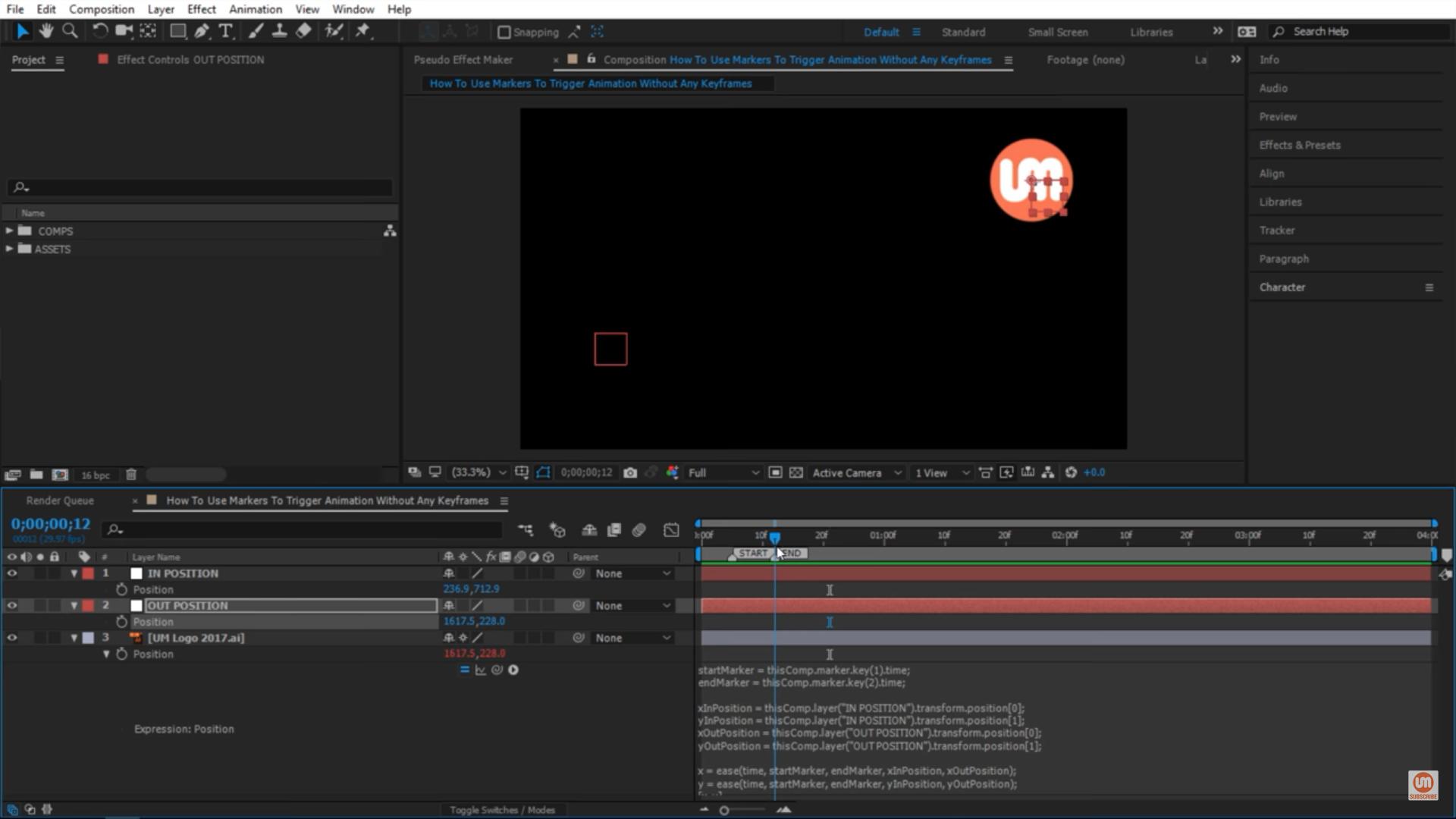 startMarket Adobe After Effects