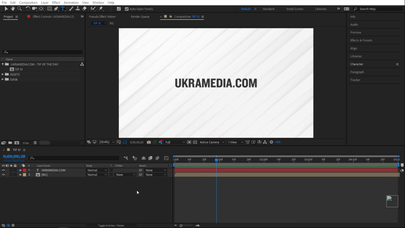 After Effects generating random numbers