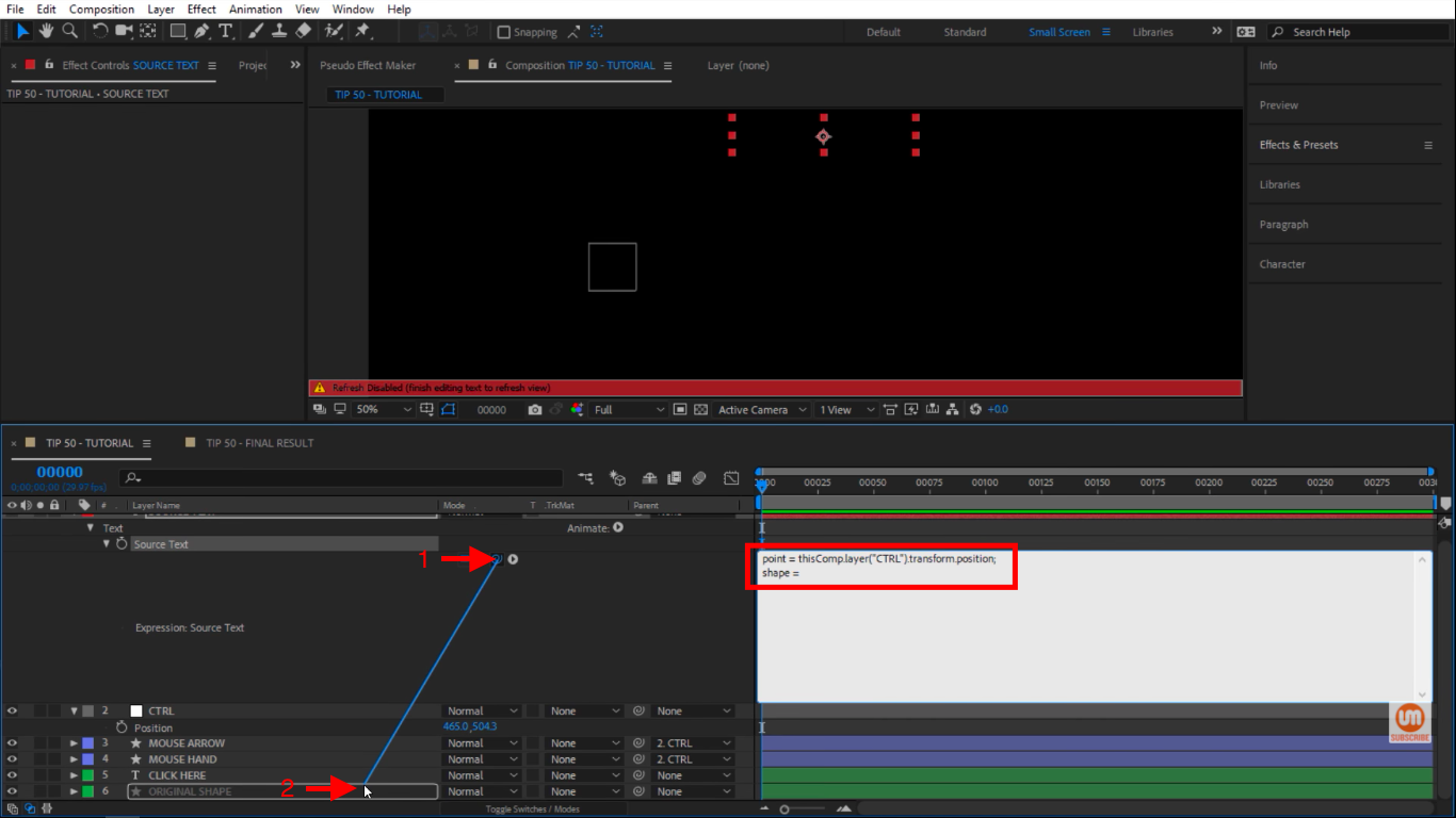 Shape After Effects