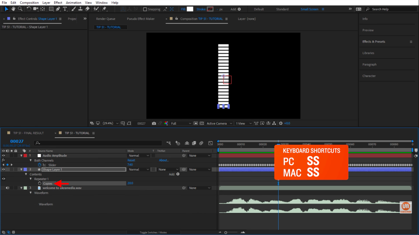 Solo Copies in After Effects