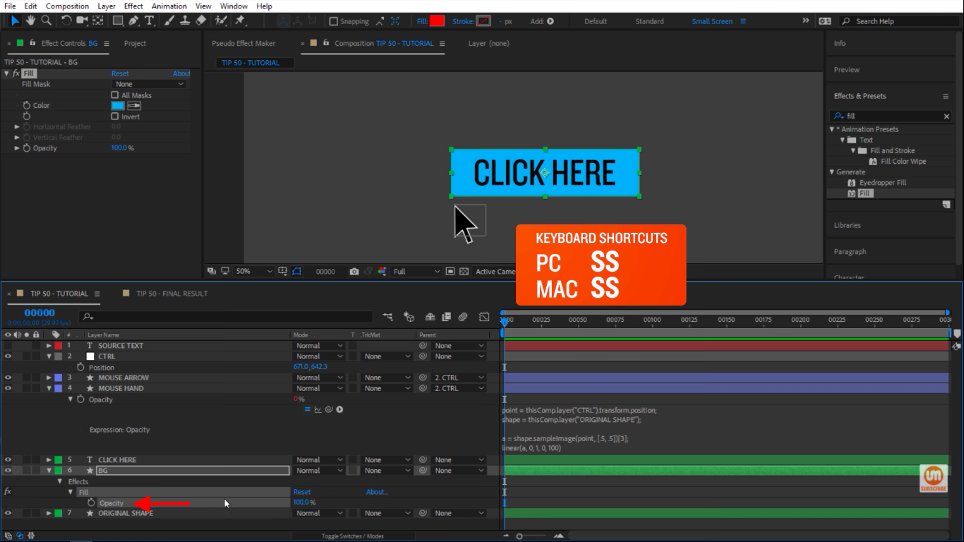 Solo in After Effects