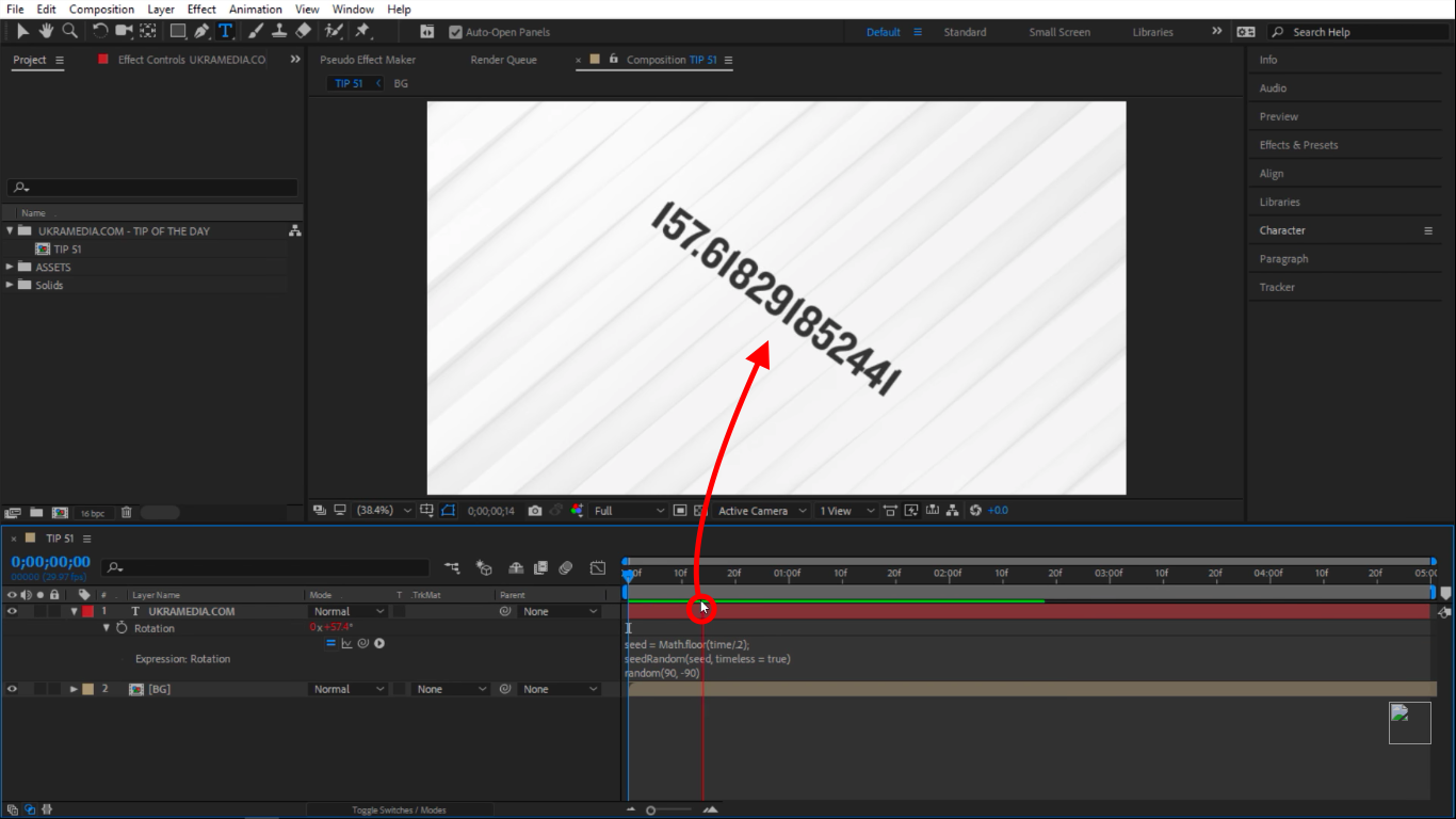 Stop motion in After Effects
