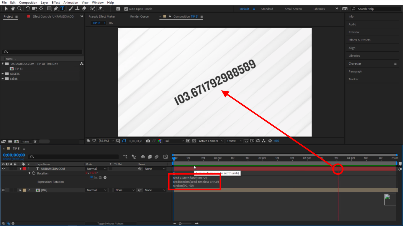 stopmotion Effect in After Effects