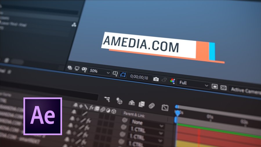 How To Create a Simple Lower Third in After Effects