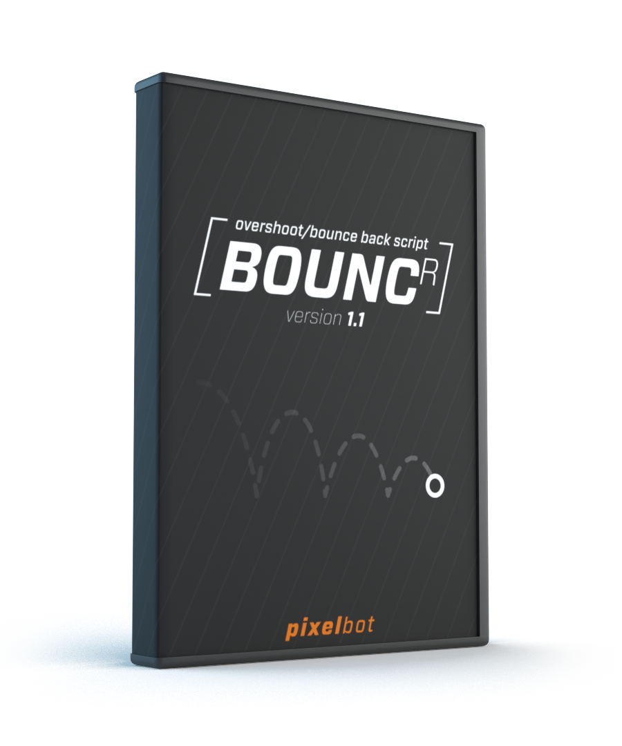 BOUNCR - FREE After Effects Script by Tim Thiessen - Ukramedia