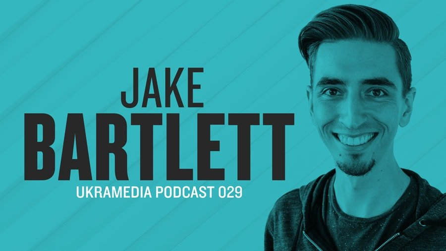 029: Interview With Online Motion Design Teacher Jake Bartlett