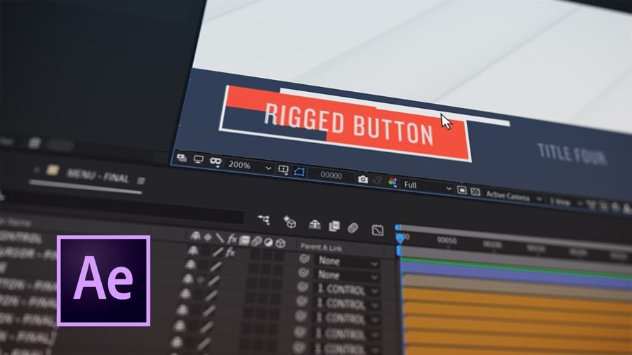 How to Create an Automated Dynamic Menu in After Effects