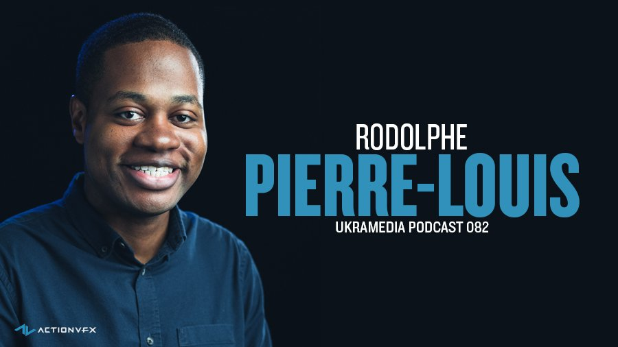 Rodolphe Pierre-Louis Ukramedia Podcast Interview