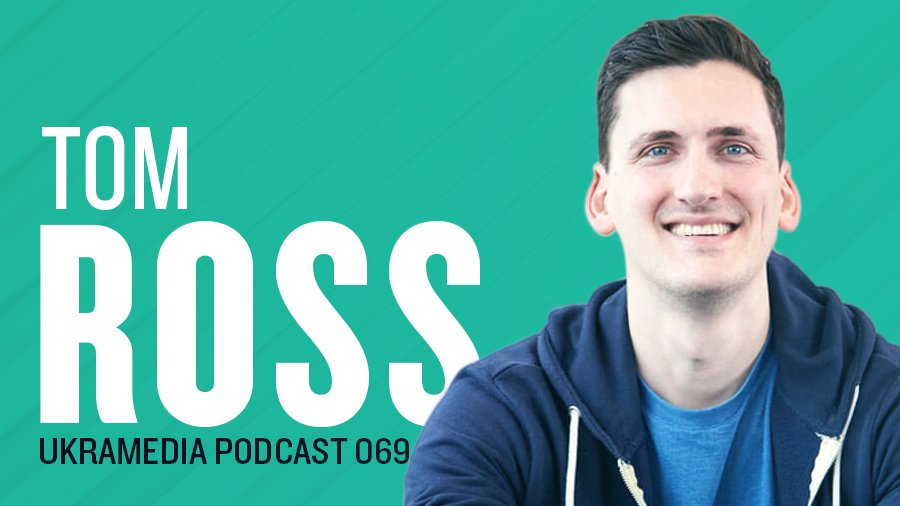 Tom Ross Ukramedia Podcast Interview