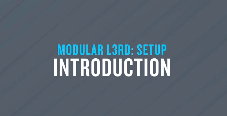 Modular Lower Third: Set Up Instructions - Adobe After Effects Expressions
