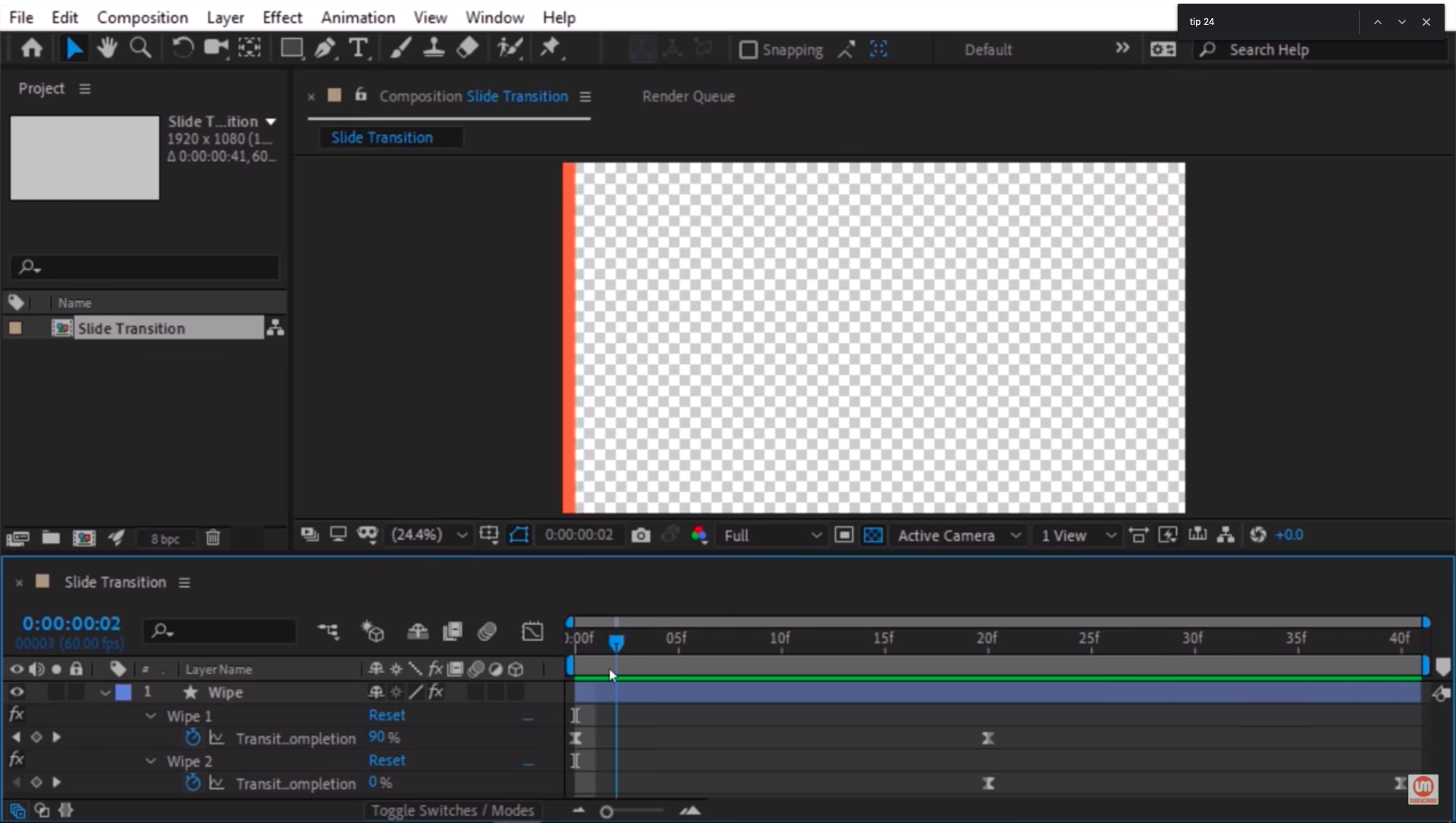 After Effects Project