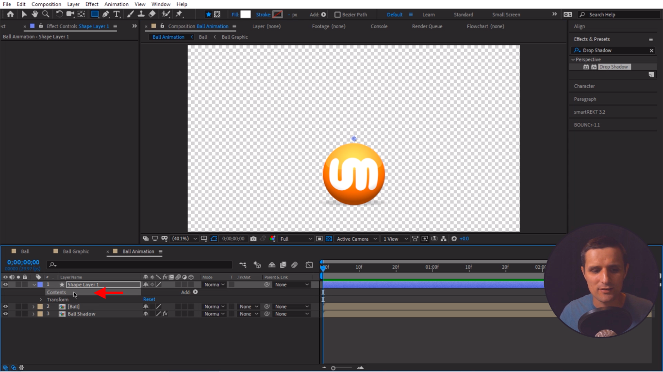 Shape Layer After Effects