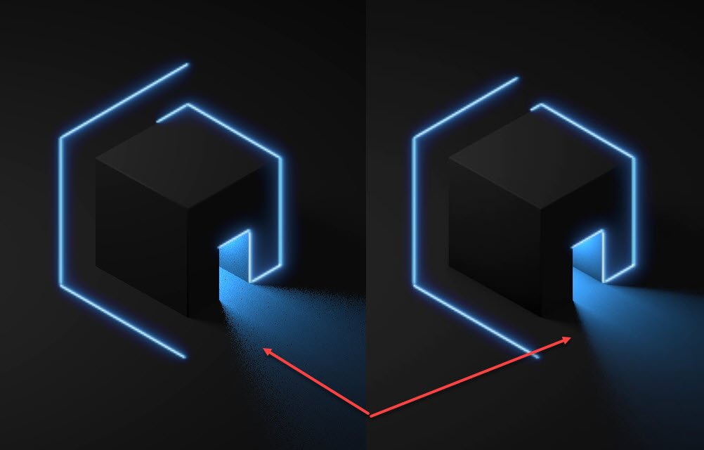 Rendering a logo animation from AE containing a Cinema 4D lite