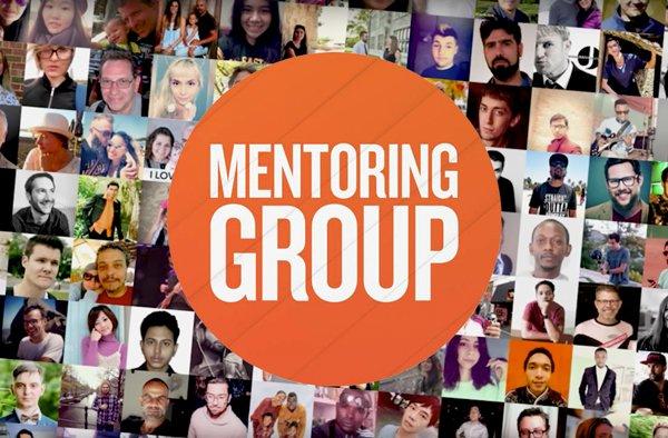 Motion Graphic Facebook Mentoring Group - Ukramedia